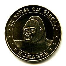 86 ROMAGNE La Vallée des Singes 4, Gorille 3, 2007, Monnaie de Paris