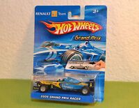 VINTAGE HOT WHEELS RENAULT F1 FERNANDO ALONSO , CHAMPION OF THE WORLD !