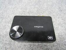 Creative Labs sb1090 X-Fi Surround 5.1 USB Sound Card 5.1 USB
