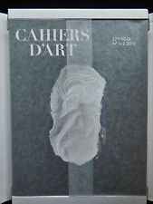 CAHIERS d'ART REVUE, No. 1-2, 2013: Rosemarie Trockel Art Photography UNOPENED