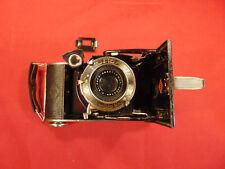 Agfa Billy Record Klappkamera Kamera Objektiv Agfa Jegestar Anastigmat f 7,7