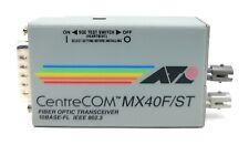CentreCom MX40F/St Fibra Ottica Ricetrasmittente 10BASE-FL 802.3 SN.I2F50130H