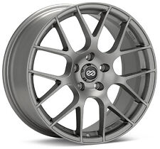 Enkei Tuning Series - RAIJIN Wheel 18x8 5x120 Gunmetal Paint 467-880-1232GM