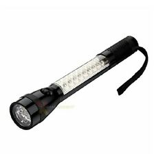 Xtreme Bright Emergency Auto Torch; Super Bright LED Flashlight With Red Flashin