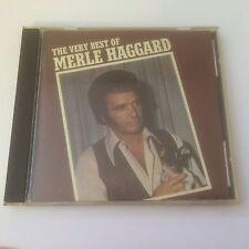 THE VERY BEST OF MERLE HAGGARD - CD