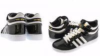 Men's Adidas Originals  Concord II Mid Black / White / Gold Metallic BB8775