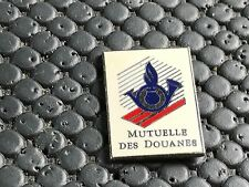 PINS PIN BADGE ARMEE MILITAIRE DOUANE MUTUELLE