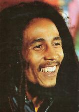 Reggae Memorabilia-Bob Marley Photograph 105mm x 105 mm(Heroes series SPC 2302)