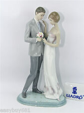 LLADRO DECLARATION OF LOVE Brand New Boxed Authentic RARE! Retirement Year: 2009