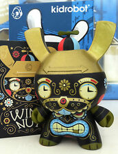 """DUNNY 3"""" 2011 SERIES KRONK WING NUT 2/20 KIDROBOT COLLECTIBLE TOY FIGURE NEW"""