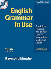 English Grammar In Use with Answers and CD ROM - FIRST, IELTS, ESOL course