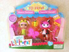 Lalaloopsy Mini Dolls Silly Funhouse Blossom Flowerpot Charlotte Charades MGA
