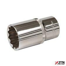 """Silverline 417276 Deep Socket 1/2"""" Drive 12 Point Metric 32mm"""