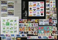US 2011 Commemorative Year Set 119 stamps including Sheets, Mint NH, see scans