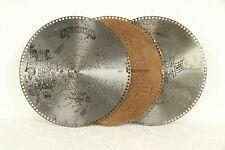 "Regina Music Box Group of 3 Antique 15 1/2"" Disks, My Gal Sal & More #30779"