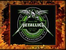 Metallica - Beer Etiqueta Patch - No Información #88570