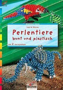 Brunnen-Reihe, Perlentiere bunt & plastisch von Moras, I... | Buch | Zustand gut