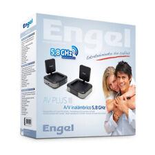 EMISOR + RECEPTOR DE VIDEO Y SONIDO AVPLUS III ENGEL 5.8GHz HDMI