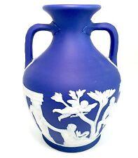 Wedgwood Portland Vase - EXCELLENT Condition! (15cm H)