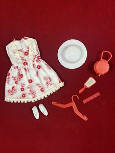 Altes Vintage Peggy Petra Plasty Barbie Clone Outfit #54