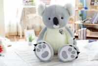 Gray Stuffed Koala Teddy Bear Animal Plush Baby Toy Soft 75cm Doll birthday gift