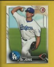 Chase De Jong RC 2016 Bowman Draft Top Prospects Rookie Card #BD-174 L A Dodgers