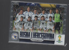 BOSNA- HERCEGOVINA 2014 PANINI PRIZM WORLD CUP TEAM CARD #5