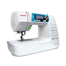 Janome 3160QDC Quilt Decor Sewing Machine + Push Button Scissor New