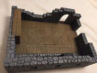 DrakenStone KITCHEN Resin D&D terrain RPG dwarven forge pathfinder