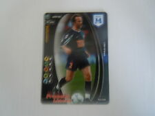 Carte Football Champions 2001/02 - Montpellier - Francis Llacer