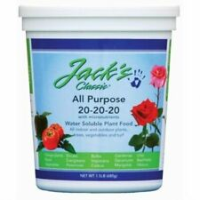 Jacks Classic 20-20-20 All Purpose Fertilizer, 1.5 Lb