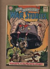 Star Spangled War Stories 93 (G) giant Nazi cover/story 1960 DC Comics (c#15783)
