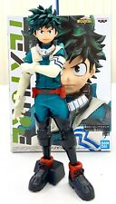 Banpresto My Hero Academia Anime Figure Toy Texture Deku Izuku Midoriya Bp16293