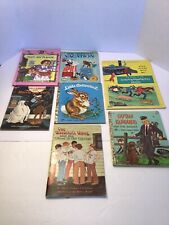 Lot of 7 Vintage Children's Books
