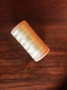 Coats 100m Cotton Thread Pale Yellow 1513 Machine Hand Sewing