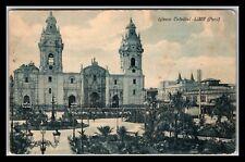 GP GOLDPATH: PERU POST CARD 1908 _CV563_P18