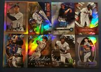 2019 Bowman Chrome Inserts Top 100 Talent Pipeline 30th Sterling Pick Your Card