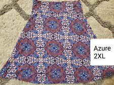 NWT Lularoe Azure skirt 2xl medallion