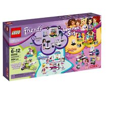 New Lego Friends Super Pack 66558 5pk