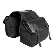 Mountain Road Bike Bag Bicycle Double Side Rear Rack Tail Seat Bag Pannier