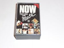 Various Artists - Now that's what I call music 2 (Double Cassette Album)