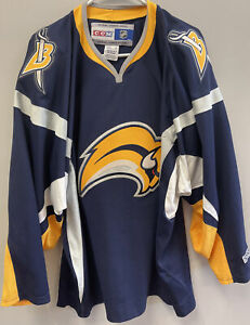 NHL Buffalo Sabres CCM Official Licensed Jersey Adult Size XL Hockey