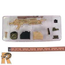CD75001 - MK46 Mod 0 Machine Gun (Tan Para Stock) #5 - 1/6 Scale Figures