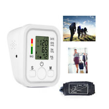 Intelligent Medically Certified Automatic Upper Arm Blood Pressure Monitor PL