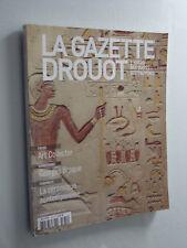 La Gazette Drouot, Art Collector, Georges Braque, N° 39 du 15 Novembre  2013