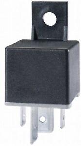 HELLA 007793041 12V 50A SPST Mini ISO Relay with Bracket