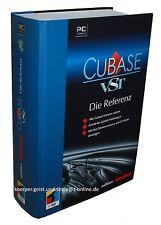 """Cubase-Die Referenz mit Demo CD """"Cubase VST-WaveLab-Rebirth"""" für prof. Recording"""
