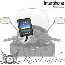 INTERPHONE IPAD MINI SUPPORTO PER MANUBRIO NON TUBOLARE MOTO