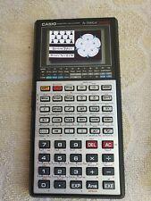 Casio FX-7000GA Scientific Calculatrice avec étui Piles neufs