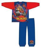 Boys Pyjamas Monster Machines Pjs Blaze Road Truck Kids 18 Months to 5 Years